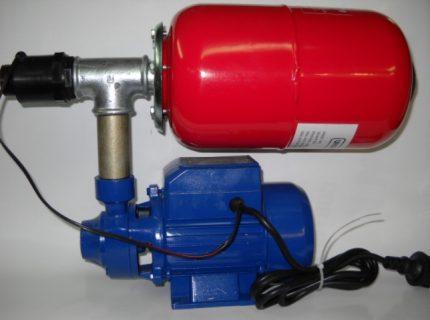 Pump station AQUAROBOT M