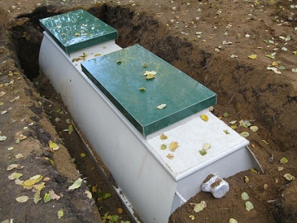 How to install a septic tank Tver