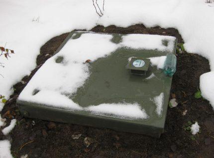 Septic Tapas in winter