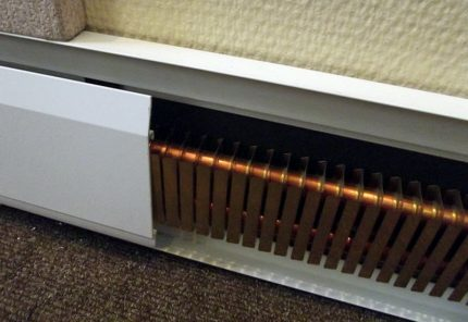 Skirting Heater