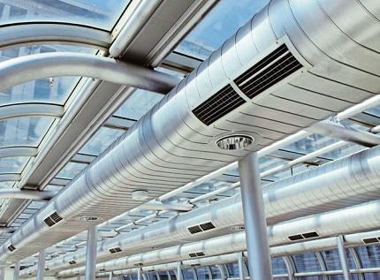 Central air heating