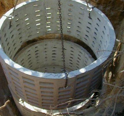Concrete Cesspool Rings