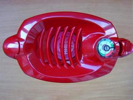 Indicateur mécanique sur le couvercle