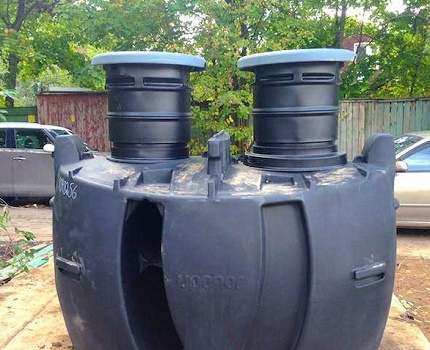 Septic Uponor Bio Clean 5