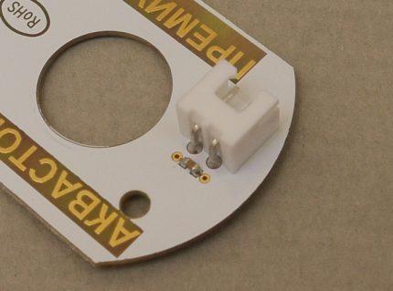 Wireless sensor Aquastorozh