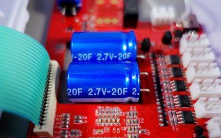 Aquastorozh system board