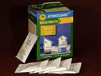 Bioactivator Atmosbio