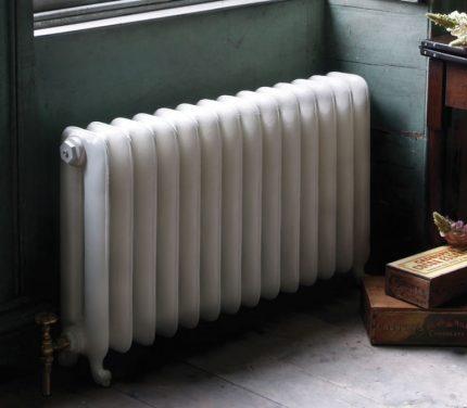 Cast iron radiators may burst