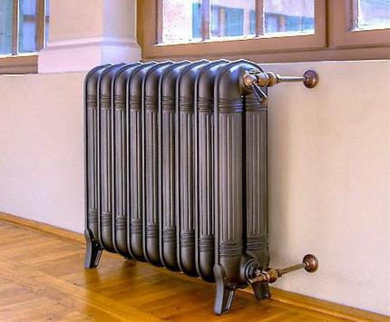 DIY steam heating