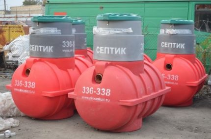 How to choose the best septic tank for home