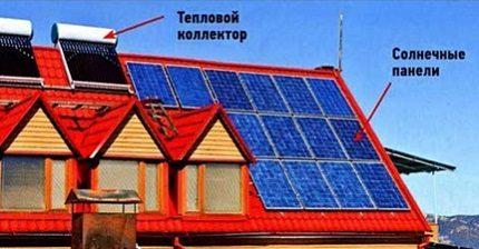 Solar Powered Combs