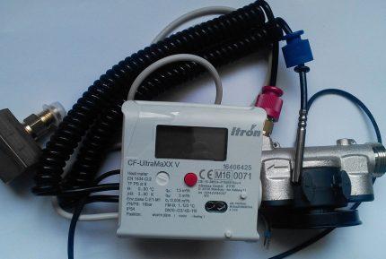 Ultraskaņas siltuma skaitītājs