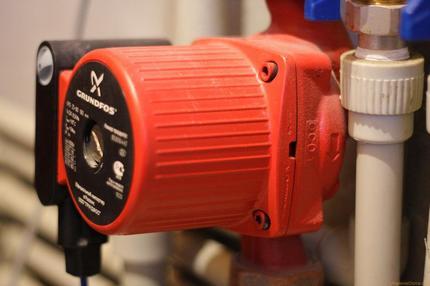 Purpose of the circulation pump