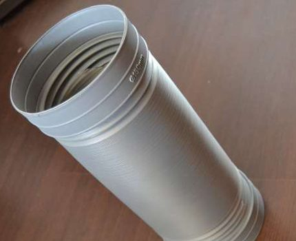 Ondulation plastique