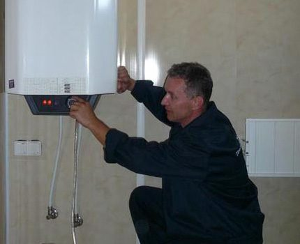 Specialist equipment maintenance