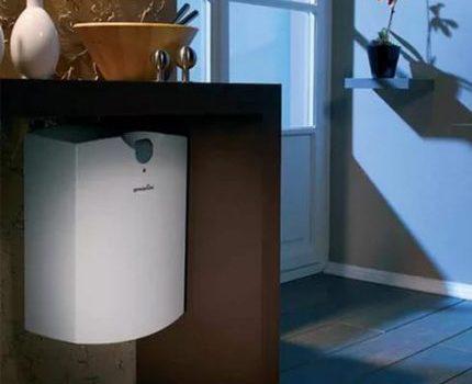 10 liter storage heater