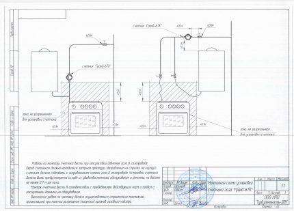 Projet de montage de colonne