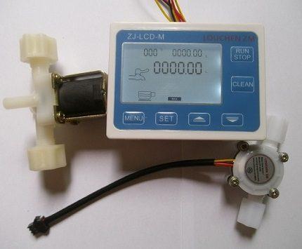 Règles d'installation des compteurs d'eau électromagnétiques