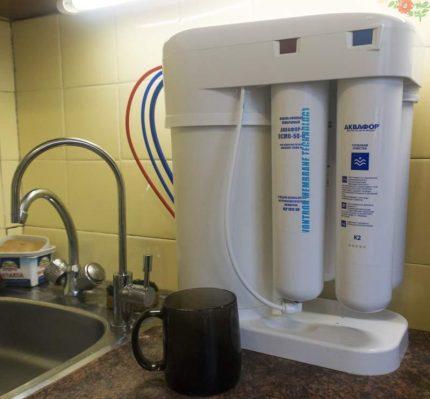 Système Aquaphor