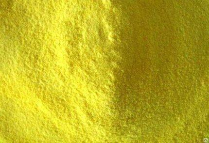 Aluminum polyoxychloride