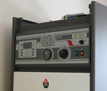 Boiler Delta Prо S