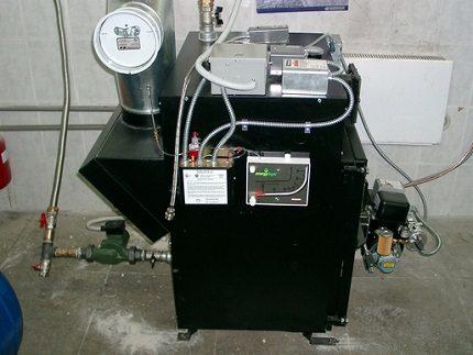 EnergyLogyc boiler