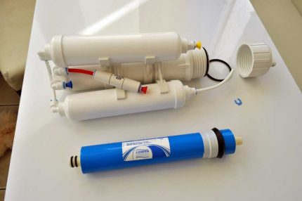 DIY reverse osmosis: step-by-step assembly and installation instructions