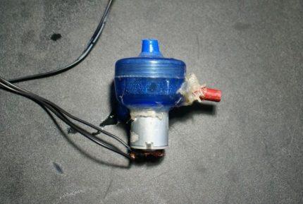 Pump manufacture