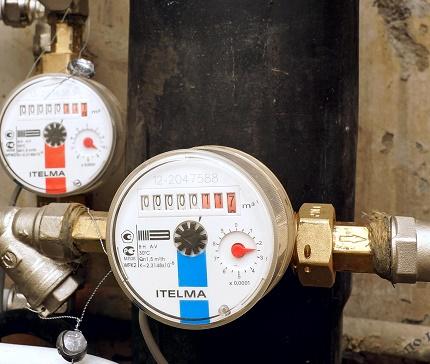 Comment installer des compteurs d'eau selon les règles