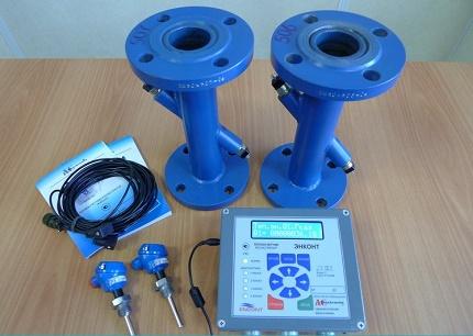 Modèles de compteurs Vortex pour contrôler le débit d'eau