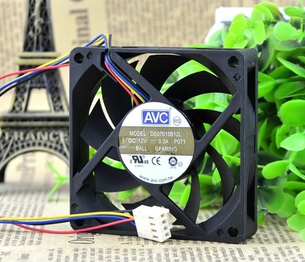 Speed controllers for cooler