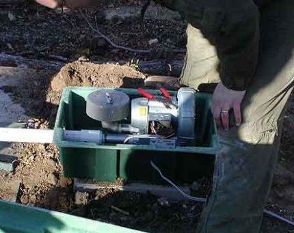 Compressor mounting