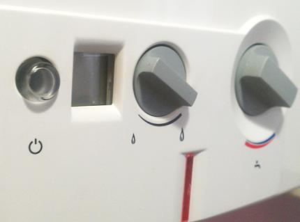 Piezo ignition button