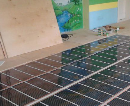Plywood protective layer