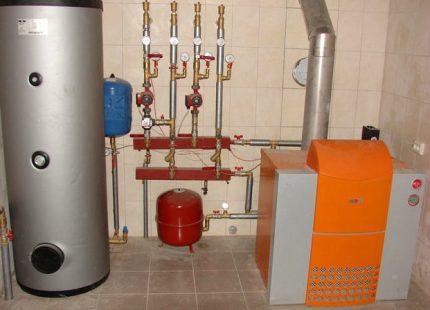 Liquid boiler