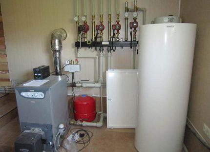 Hydraulic distributor