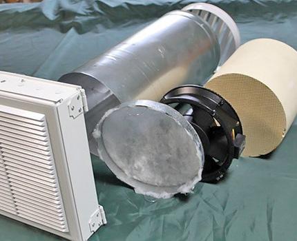 Matériaux pour systèmes de ventilation mécanique