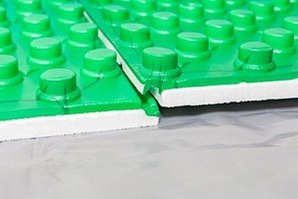 Locking mats