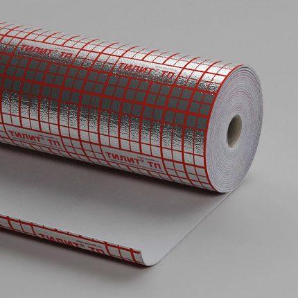 Roll insulation