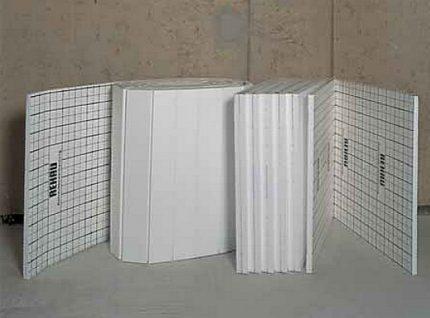 Styrofoam plates