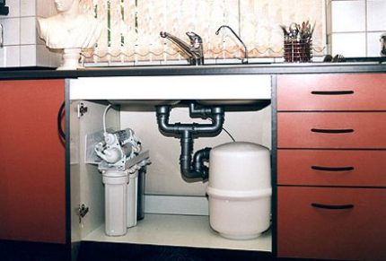 Reverse Osmosis System Installation