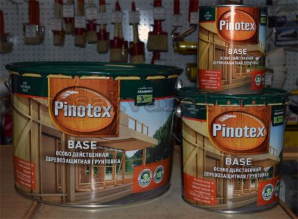 Base Pinotex