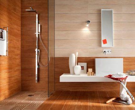 Salle de bain sans moule