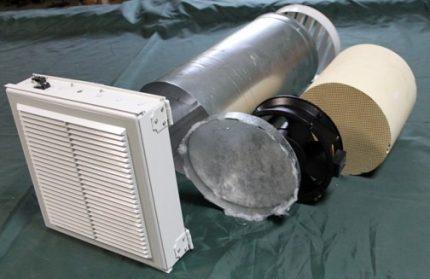 Ventilation DIY