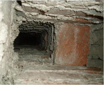 Klīrensa ventilācijas kanāls