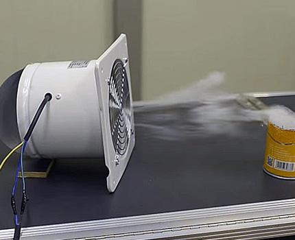 Ventilateur d'extraction de salle de bain