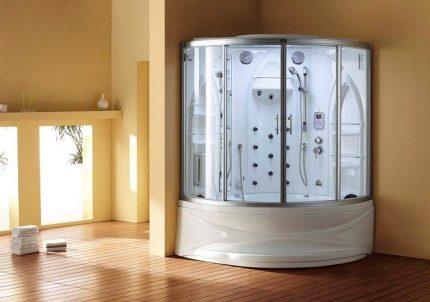 DIY duschmontering