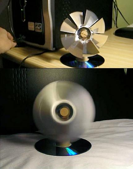CD fan