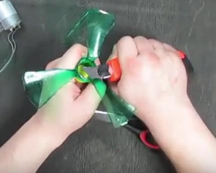 Make a propeller