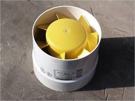 Ventilateur pour radiateur soufflant